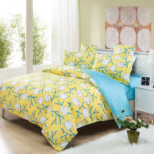 1 piece cotton quilt 200 * 230cm single bed quilt wholesale bed linen cute printing bed bed quilt cover(China)