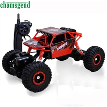 RC Car CHAMSGEND Modern 1/14 2.4GHZ 4WD Radio Remote Control Off Road RC Car ATV Buggy Monster Truck High Quality Feb21