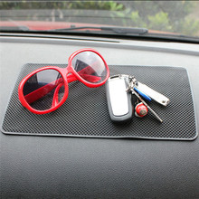 Big size 27x15cm Car Sticky Anti-Slip Mat for Mobile Phone mp4 Pad GPS Work Perfectly as Charm anti slip mat