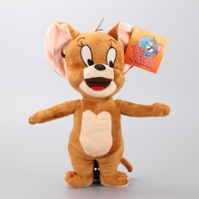 "Tom And Jerry Mouse Plush Dolls Lovely Cartoon Stuffed Animals Soft Toys Brinquedo Kids Gift 12"" 30 CM"