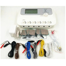Hwato SDZ-III Upgrade Nerve Muscle Stimulator Computer Random Pulse 6Channel Electronic Acupuncture Therapeutic TENS EMS Massage