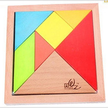 Large size wooden puzzle jigsaw puzzle educational toys for children aged 2-7 classic toys
