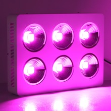 Newest Professional 1200w COB Reflector Hydroponic Led Grow Lights for Large Commercial Cultivation Grow Tent Flowers Plants(China)