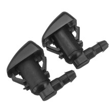 Autoleader One Pair Windshield Wiper Water Spray Jet Nozzle For Ford Edge