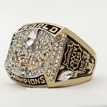 Who Can Beat Our Rings,  High Quality Super Bowl 1999  Los Angeles RAMS Championship Ring
