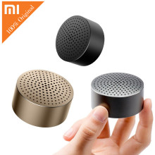 Original Xiaomi Loudspeaker Mi Bluetooth 4.0 Wireless Mini Portable Speakers Stereo Handsfree Music Square Music Box Mi Speaker