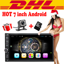 "7"" 2Din Android 6.0 Car radio Tap PC Tablet 2 din Universal For Nissan GPS Navigation BT Radio Stereo Audio Player(No DVD)(China)"