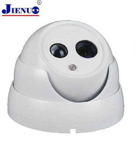 CCTV Camera infrared other 800tvl cctv camera dome with ir-cut single lamp array indoor security demo<br>