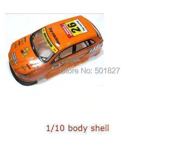 rc car parts 1/10 shell body for 1:10 rc car body shell 190mm 2pcs/lot   free shipping<br><br>Aliexpress