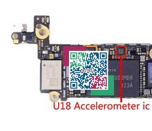 10pcs/lot U18 IC For iphone 5S Accelerometer on Logic board