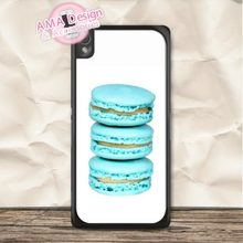 Three Lovely Mint Macaron Case For Sony Xperia Z5 Z4 Z3 Z2 Z1 compact Z C3 C T3 T2 E4 SP M4 M2(China)