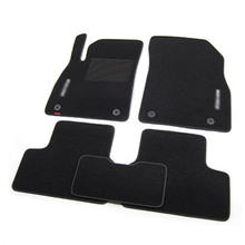 5pcs High Quality Odorless Auto Carpet Mats Perfect Fitted For Chevrolet Cruze