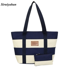 Luxury Handbags Women Bags Designer Handbags High Quality Canvas Casual Tote Bags Shoulder Bags Women Bag Female Bolsa Feminina(China)