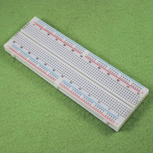 MB-102 830 Solderless Breadboard Tie Points 2 buses Test Circuit For Arduino(China)