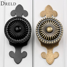 Antique Furniture Knobs Alloy Drawer Door Knob Closet Cupboard Pull Handle Cabinet Knobs and Handles bouton de porte cuisine