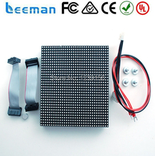 p3 indoor High Resolution 16x32 Pixels P6mm SMD RGB LED Matrix Display Module for 3-in-1 smd 5050 led module display