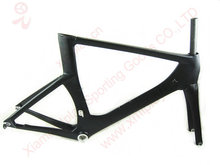 IPLAY IP-T05 carbon tt bike frame 700C carbon triathlon bike frames time trial frame with headset(China)