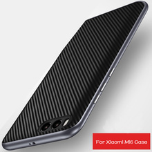 For Xiaomi Mi6 Cases 5.15'' TPU Silicon Hybrid+PC Dual Layer Frame Back Cover Protective Case For Xiaomi Mi6 Mobile Phone shell