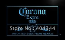 LE040- Corona Mexico Beer Bar Pub Club   LED Neon Light Sign   home decor shop crafts