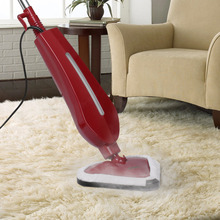 Finether 1300W LED Steam Mop Cleaner Floor Blanket Cleaner for Cleaning(China)