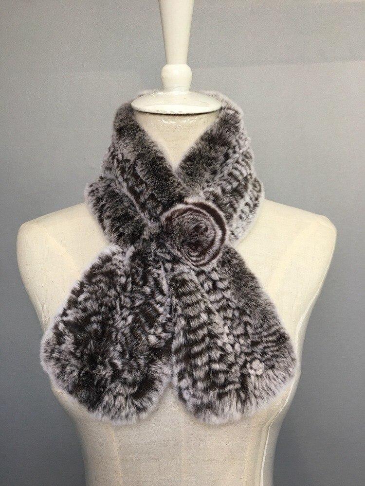 natural rabbit fur scarves (8)