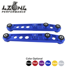 LZONE RACING - NEW LOWER CONTROL ARM FOR RACING REAR LOWER CONTROL ARM 92-95 For CIVIC 94-01 INTEGRA EG DC For honda JR-LCA-S11(China)