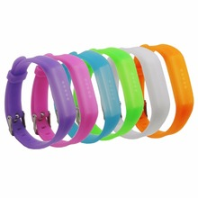 (FBFLEXGJSS2) Pack of 6 Replacement Bands for Fitbit Flex 2 Wristband