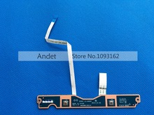 New Original for HP 15-R 15-G Series Laptop Touchpad Mouse Button Board Left Right Key With Cable LS-A992P(China)