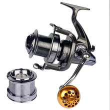 Spinning Fishing Reel Surf Casting Reel 13+1 Ball Bearing Power Risn Fishing Wheel