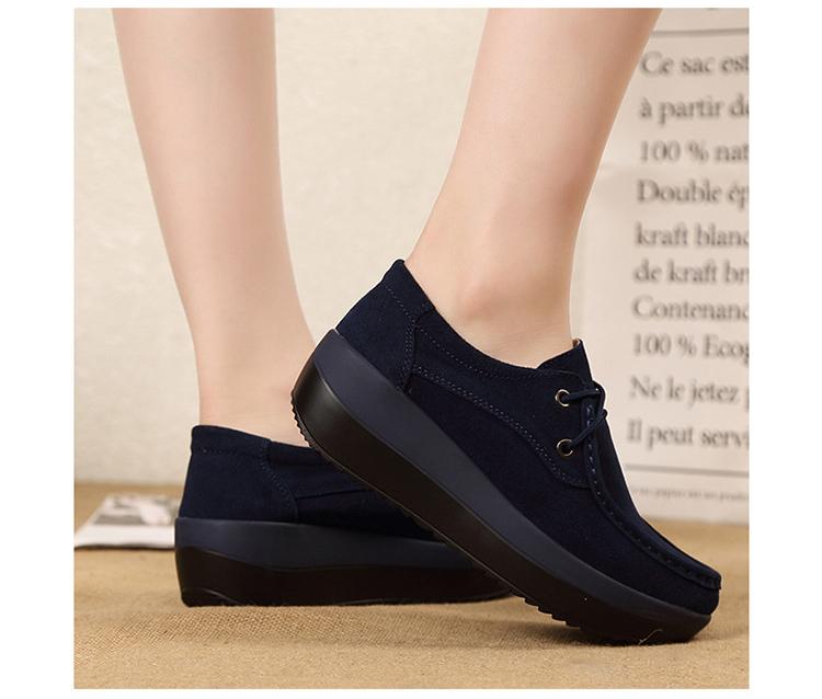 HX 3213-2 (7) 2017 Autumn Winter Women Shoes Flats