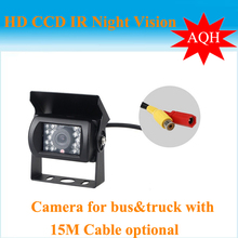 Factory Price CCD Car Rear View Camera  Reverse Bus Camera For Truck Van Trailer Buses Night Vision  Promotion