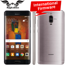 Original Huawei Mate 9 Pro 4G LTE Mobile Phone 4GB RAM 64GB ROM Octa Core 5.5' Dual Rear Camer 20MP+12MP Fingerprint Smart Phone