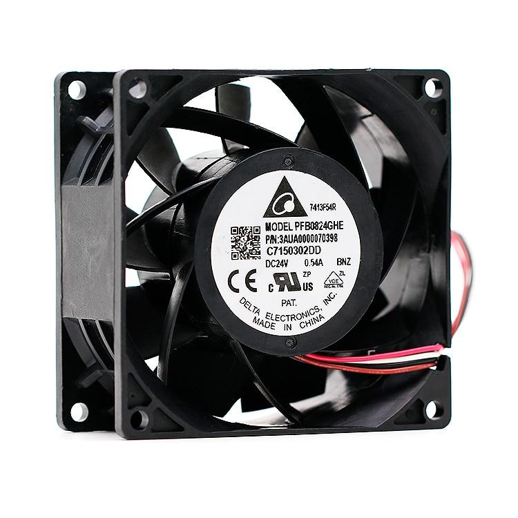 SXDOOL 405038-12HB DC 12V 0.75A Server Square Fan 442716CR-5