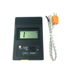 TM 902C Digital LCD Type K Thermometer Temperature Single Input Pro Thermocouple Probe detector Sensor Reader Meter