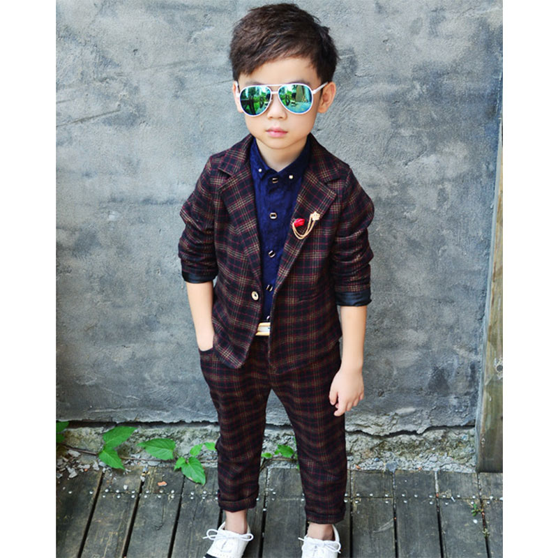 New Arrival Boys Prom Suits Baby Boy Attire 2016 Formal - akross.info