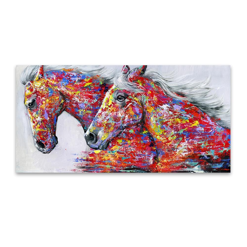 Running horses (1)