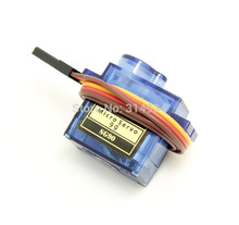 20pcs/lot  9g micro servo for airplane aeroplane 6CH rc helcopter kds - align helicopter sg90