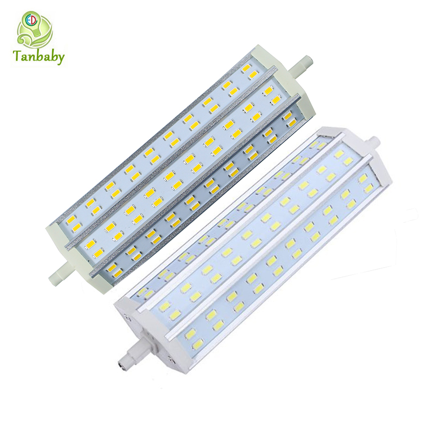 Tanbaby Dimmable LED R7S 20W 60 LED SMD 5730 189mm LED Light Bulb Lamp LED Floodlight Night Lights Halogen Replacement<br><br>Aliexpress