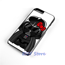 ANAKIN SKYWALKER DARTH VADER HELLO KITTY STAR WARS cover case for Samsung galaxy S3 S4 S5 S6 S6 edge S7 S7 edge Note 3 4 5 #bn63