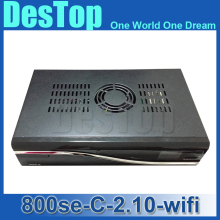 2pcs/lot digital cable tv set top box DM 800HD SE Cable DVB-C tuner and wifi Enigma 2,(2pc 800se-c wifi) free by DHL