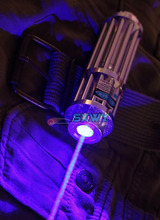 HOT! focusable high power 50000mw blue laser pointers 450nm burning match/paper/dry wood/candle/black free shipping