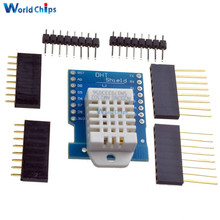 DHT22 AM2302 Wemos D1 Mini Shield Digital Temperature and Humidity Sensor Board Module for Wemos(China)