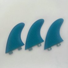 New design Fcs surfboard fins fiberglass surf fins honeycomb surfing fins