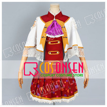 COSPLAYONSEN Love Live Valentine Awaken Nozomi Tojo Cosplay Costume Whole Set(China)