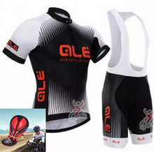 NEW  Team Ale Cycling Jersey Sets MTB Bike Bicycle Breathable shorts Clothing Ropa Ciclismo Bicicleta Maillot Suit