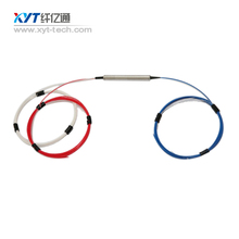 3 port optical circulator 0.9mm 1m with fc/apc connector for telecommunication fiber optical circulator