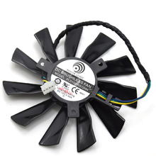 95MM 4Pin PLD10010S12HH Cooler Fan For MSI Radeon GTX 770 760 R9 280X 290X 270X R7 260X Graphics Video Card Cooling Fans