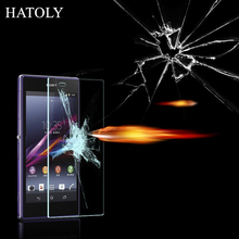 Buy sFor Sony Xperia Z2 Glass Thin Film HD Screen Protector Sony Xperia Z2 Tempered Glass Sony Z2 D6502 D650 D6503 L50W for $1.49 in AliExpress store