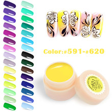 CANNI 141 pure color uv nail gel fast dry good cover long lasting gel nail polish 5ml soak off led uv hot sale gel lacquer