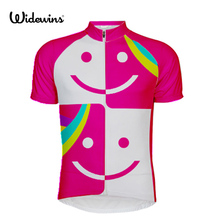 2017 new design spring summer woman sport Cycling Jersey girl Short sleeves  bike t shirt 7207-in Cycling Jerseys from Sports   Entertainment on ... dba99daf0